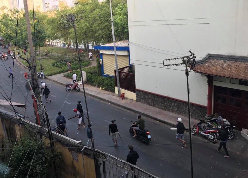 truy sát,Sài Gòn