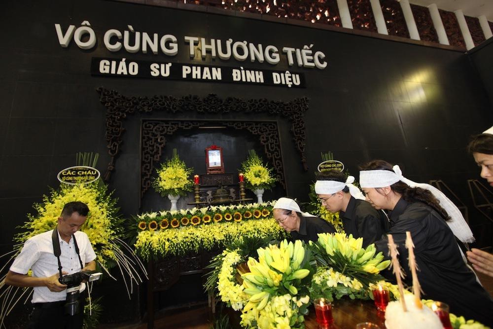 Phan Đình Diệu,ĐHQG Hà Nội