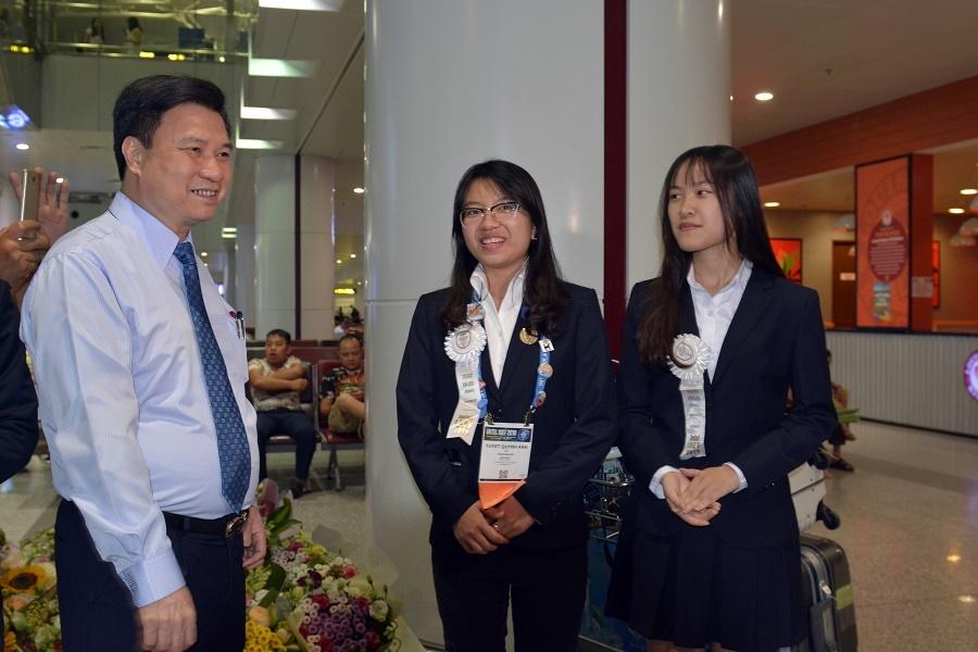 thi khoa học kỹ thuật,thi khoa học kỹ thuật quốc tế