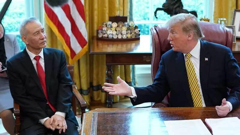 Trung Quốc đòn hiểm, Donald Trump ngửa bài: Cuộc đấu nhấn chìm thế giới