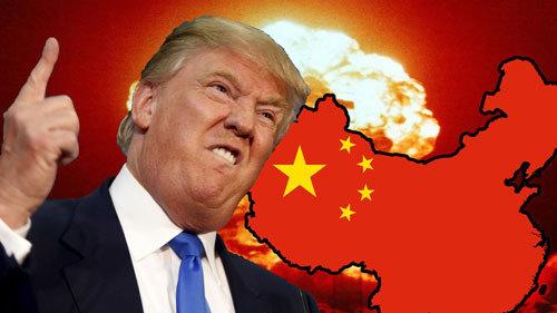 Trung Quốc mạnh miệng trả đũa Donald Trump: Nước Mỹ 'đỏ lửa'