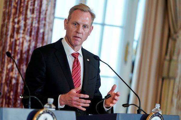 Quyền Bộ trưởng Quốc phòng Mỹ đột ngột xin từ chức