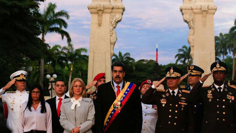 Venezuela tuyên bố đập tan âm mưu ám sát Tổng thống