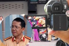 Để người dân ghi hình, cảnh sát giao thông muốn minh bạch