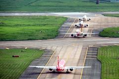 Các hãng tố nhau, nghi 'có vấn đề' trong điều phối slot bay