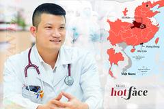 Bác sĩ Trần Văn Bắc: 'Tôi phải giấu bố mẹ khi bay sang Vũ Hán'