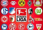 BXH bóng đá Bundesliga mới nhất