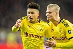 MU quay lại Jadon Sancho, Dortmund chốt giá Haaland