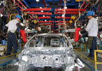 Gov't support aids automobile industry