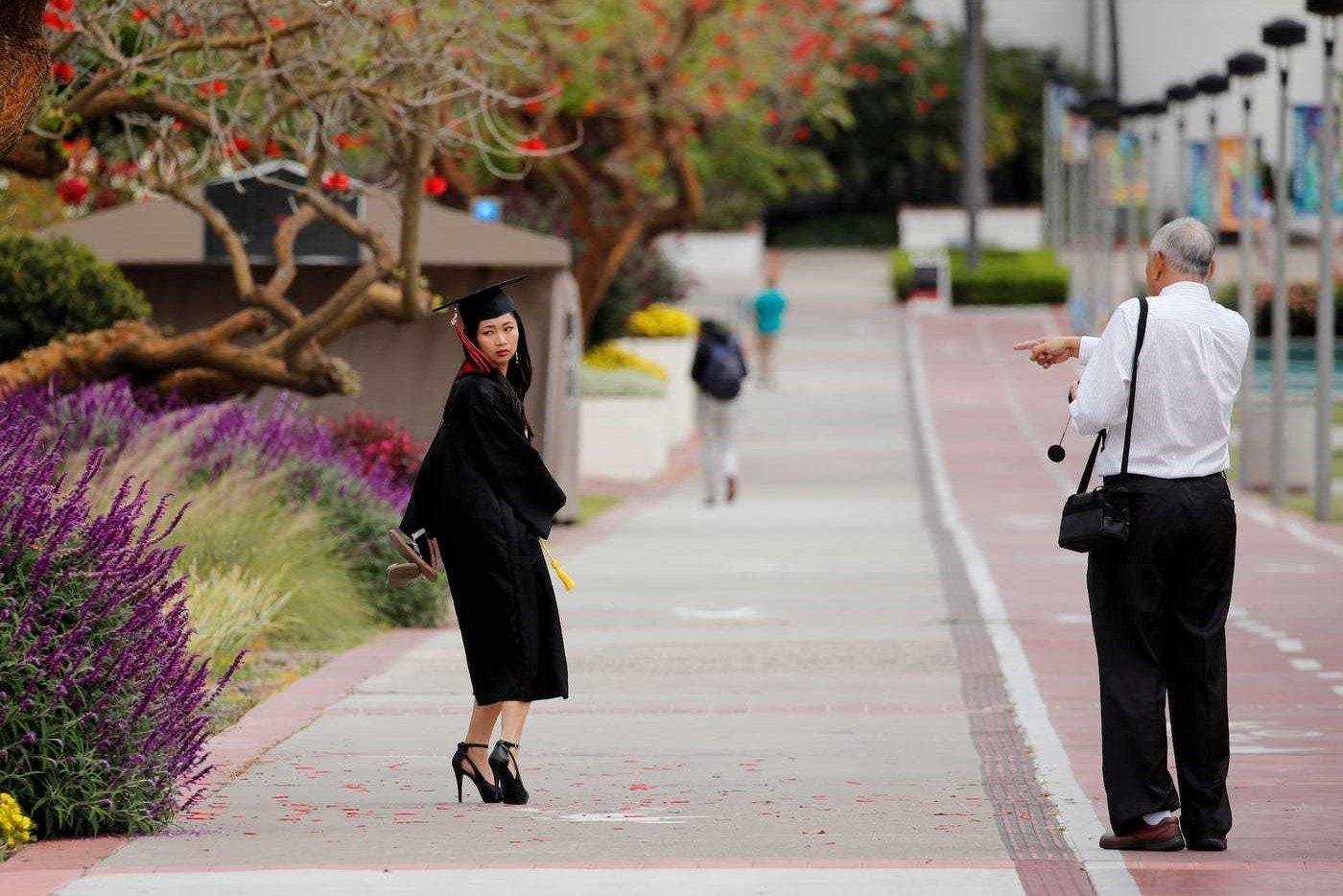 Việt Nam đứng thứ 6 thế giới về số du học sinh Mỹ