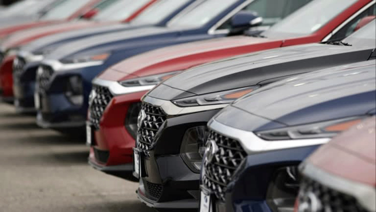When will taxes be lowered to reduce automobile prices?
