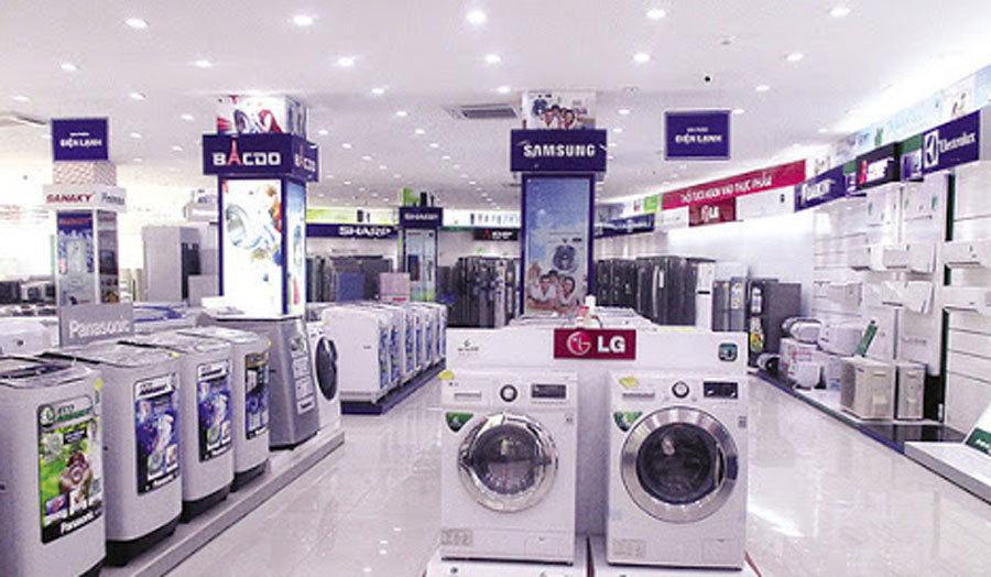 Tivi, máy giặt giảm 'thủng đáy' vẫn ế không ai mua