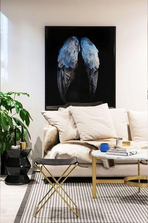 8 cách sử dụng đồ nội thất giúp không gian nhỏ của gia đình trở nên thoáng đãng hơn