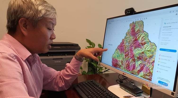 Nghiên cứu việc ứng dụng trí tuệ nhân tạo để cảnh báo sạt lở đất