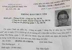 Vụ thi thể trong valy: Công an truy tìm nghi phạm là doanh nhân Hàn Quốc