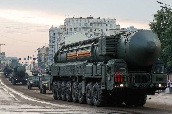 Nguy cơ chiến tranh hạt nhân Nga-Mỹ đang bị đẩy cao