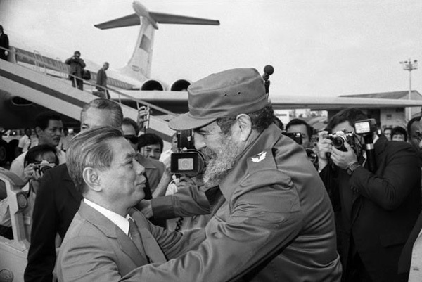 60 years of close relations between Vietnam and Cuba