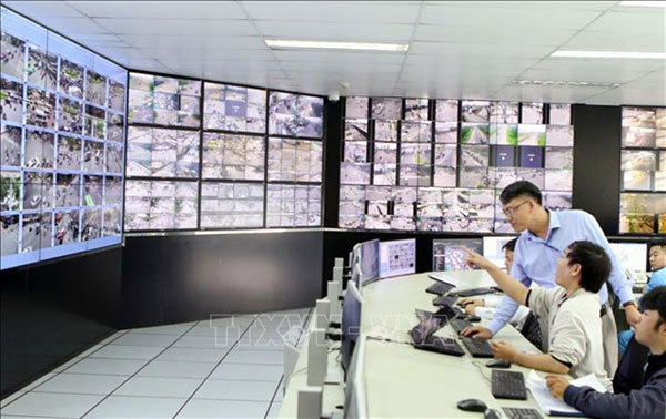 Apps, technology use improve traffic management in HCM City