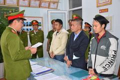 Bắt tạm giam 3 đối tượng gian lận BHYT tại Bệnh viện đa khoa Trung ương tỉnh Quảng Nam