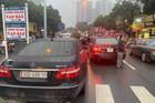 Hai xe Mercedes cùng biển số: Có thể bị truy cứu trách nhiệm hình sự