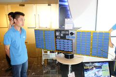 Việt Nam sẽ phóng chùm vệ tinh như Starlink của Elon Musk?