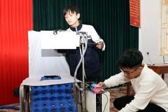 Giải Nhất thi sáng chế học sinh bị tố bất thường: Sở GD-ĐT Ninh Bình lên tiếng