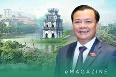 Trọng trách và kỳ vọng với tân Bí thư Thành ủy Hà Nội Đinh Tiến Dũng