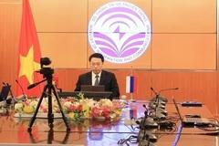 Việt Nam - Liên bang Nga họp trực tuyến bàn chuyện thúc đẩy hợp tác về ICT
