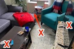 7 thứ trong phòng khách dễ gây căng thẳng
