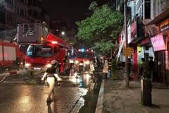 Nguyên nhân vụ cháy làm 4 người chết ở Hà Nội