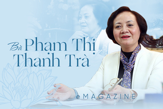 Bà Phạm Thị Thanh Trà:Tôi rất xúc độngkhilànữBộ trưởng Nộivụđầu tiên