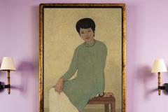 Tranh 'Chân dung Madam Phương' đạt kỷ lục đấu giá 3,1 triệu USD