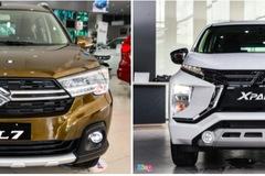 Xe 7 chỗ tầm giá 600 triệu, chọn Mitsubishi Xpander hay Suzuki XL7?