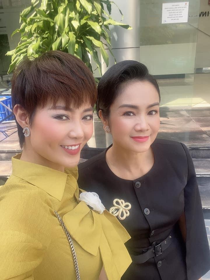 NSND Thu Hà chia tay phim 'Hướng dương ngược nắng'