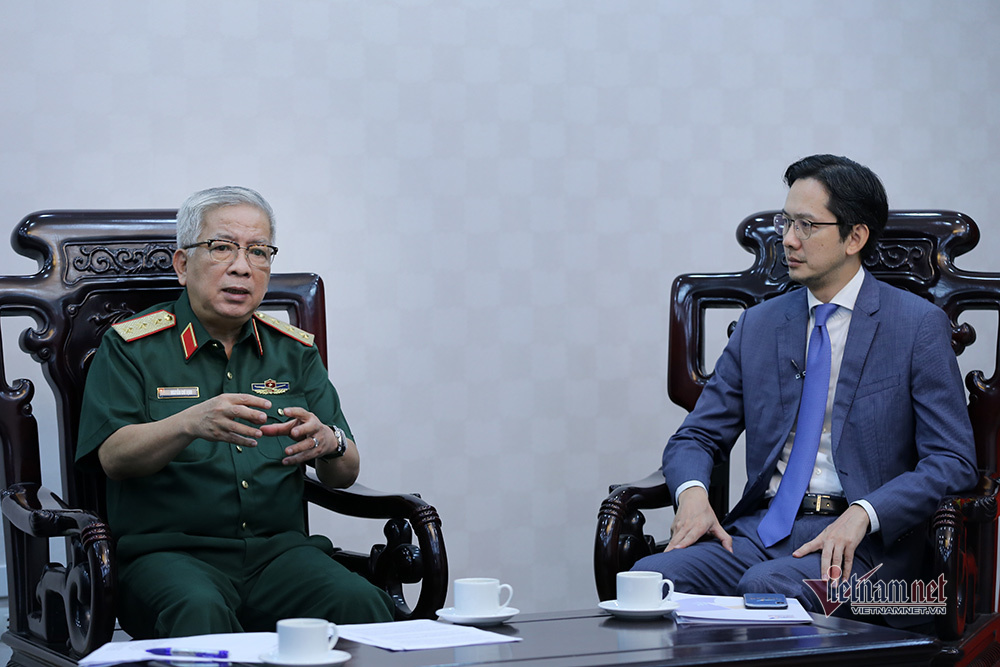 General Nguyen Chi Vinh: We are paying the debt to soldiers step by step
