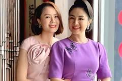 Hồng Diễm nhắn gửi lời yêu thương tới NSND Thu Hà