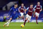 West Ham 0-0 Chelsea: Werner bỏ lỡ cơ hội (H1)