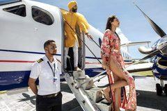 Giới nhà giàu Ấn Độ chi bộn tiền trốn chạy 'bão' Covid-19