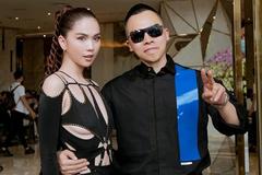 Ngọc Trinh, Vũ Khắc Tiệp tặng quà thí sinh đến dự tuyển người mẫu nội y