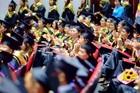 Có quyền hiệu trưởng, bao giờ ĐH Tôn Đức Thắng cấp bằng tốt nghiệp cho sinh viên?