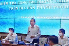 Phó Thủ tướng Trương Hòa Bình: Tuyệt đối không để dịch lây lan trong dịp lễ