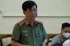 Thứ trưởng Bộ Công an: Phòng chống dịch đang ở mức cao nhất