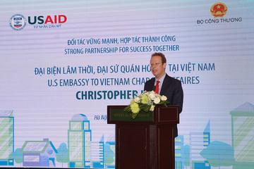 Mỹ giúp thúc đẩy ngành năng lượng Việt Nam
