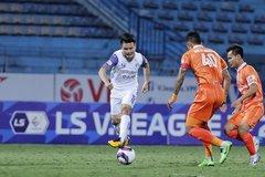 Hà Nội thua Bình Định ở trận HLV Park Choong Kyun trình làng