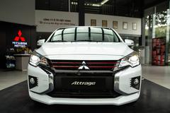 Mitsubishi Attrage 'bùng nổ' doanh số, vào top xe bán chạy nhất
