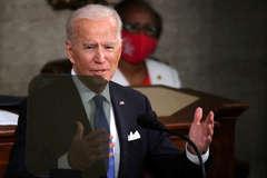 Ông Biden tuyên bố tiếp tục cứng rắn với Trung Quốc