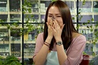Vợ kém 17 tuổi của Lam Trường khóc khi nói về mẹ ruột