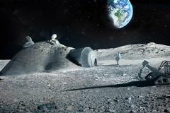 Mặt Trăng có gì mà các siêu cường thế giới tranh nhau?
