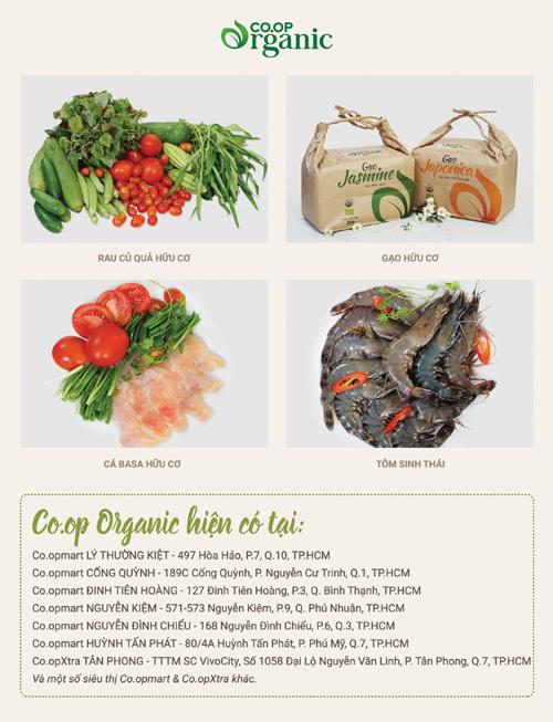 Món Tết phong thủy độc đáo từ thực phẩm hữu cơ