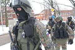 Nga tiêu diệt nghi phạm âm mưu khủng bố ngày bầu cử